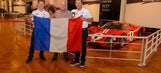 Ford GT drivers tour company's headquarters ahead of Le Mans
