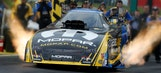 Matt Hagan reflects after breaking speed record for 1,000-ft drag race