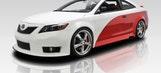 Toyota Camry NASCAR Edition listed on eBay for $160K