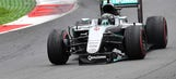 Nico Rosberg penalized for collision but keeps fourth