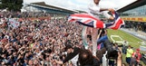 Lewis Hamilton reflects on 'humbling experience' after British GP win