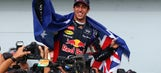 Daniel Ricciardo's racing career in photos
