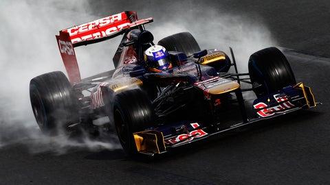 Daniel Ricciardo's career in photos