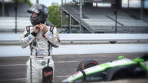 Bryan Clauson's racing career in photos
