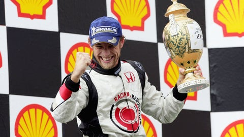 Jenson Button - 2006 Hungarian GP