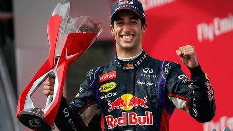 Daniel Ricciardo - 2014 Canadian GP