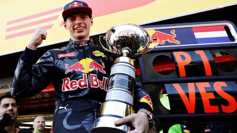 Max Verstappen - 2016 Spanish GP