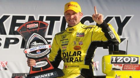Ed Carpenter - 2011 Kentucky Indy 300