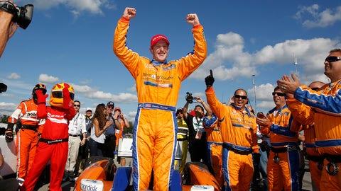 Charlie Kimball - 2013 Honda Indy 200 at Mid-Ohio
