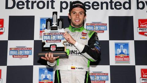 Carlos Munoz - 2015 Chevrolet Detroit Belle Isle GP - Race 1