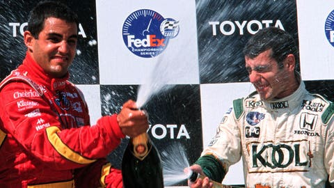 Juan Pablo Montoya - 1999 Toyota Grand Prix of Long Beach