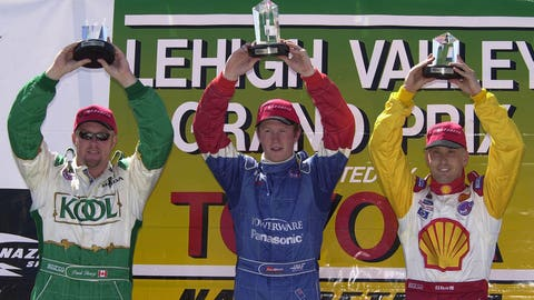 Scott Dixon - 2001 Lehigh Valley Grand Prix