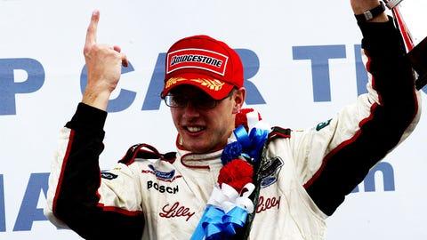 Sebastien Bourdais - 2003 London Champ Car Trophy