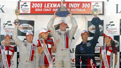 Ryan Hunter-Reay - 2003 Lexmark Indy 300