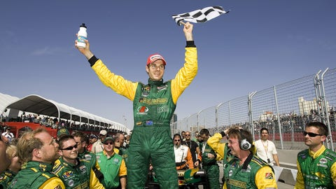 Will Power - 2007 Vegas Grand Prix