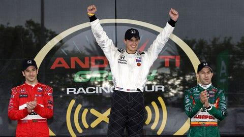 Graham Rahal - 2008 Honda Grand Prix of St. Petersburg