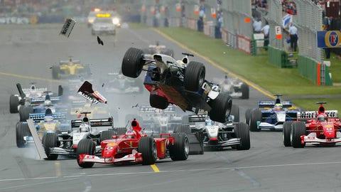 Ralf Schumacher's 2002 Williams