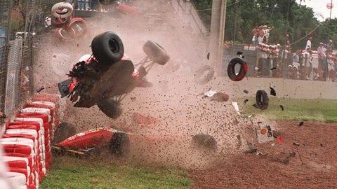 Michael Andretti's 1993 McLaren