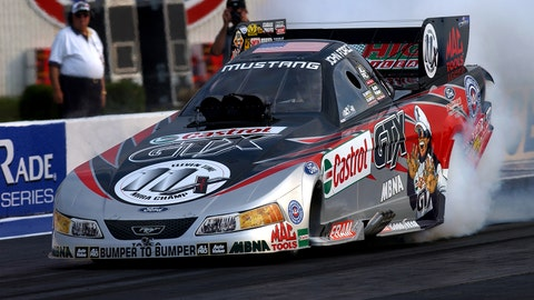 John Force - 4 wins