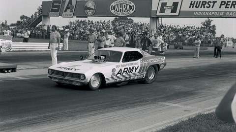 Don Prudhomme - 4 wins