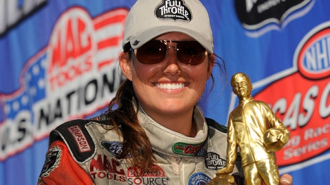 Ashley Force Hood - 2 wins