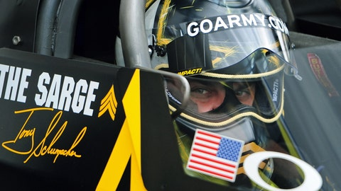 3. 2012 Top Fuel Final - The Sarge becomes Top Fuel king at Indy