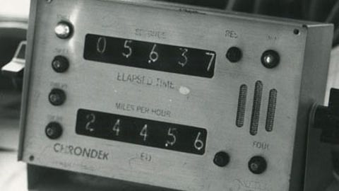 8. 1982 Funny Car - Record run
