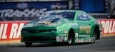 Underdog Aaron Strong finally gets win in postponed Pro Stock final