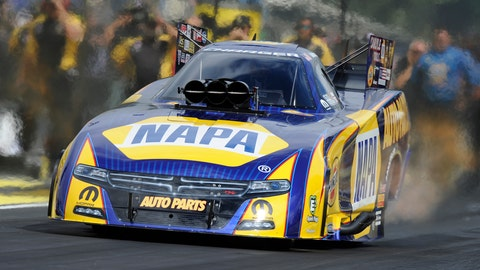 Ron Capps - 39 wins; 11 losses