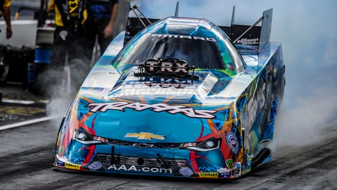 Courtney Force - 27 wins; 16 losses