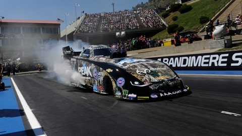 John Force - 20 wins; 15 losses