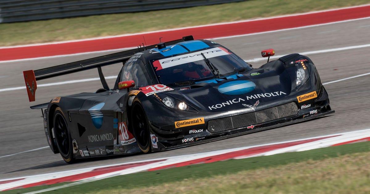 Jordan Taylor offers heartwarming goodbye message to race car   FOX ...