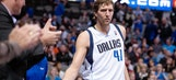 Nowitzki, Mavericks fall to Raptors in overtime