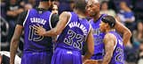 DeMarcus Cousins is not allowing postgame handshakes
