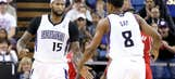 Cousins, Gay each score 23, Kings beat Jazz, end 3-game skid