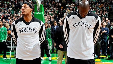 2014: Nets (6) beat Raptors (3)