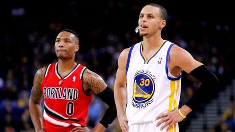 Portland Trail Blazers vs. Golden State Warriors