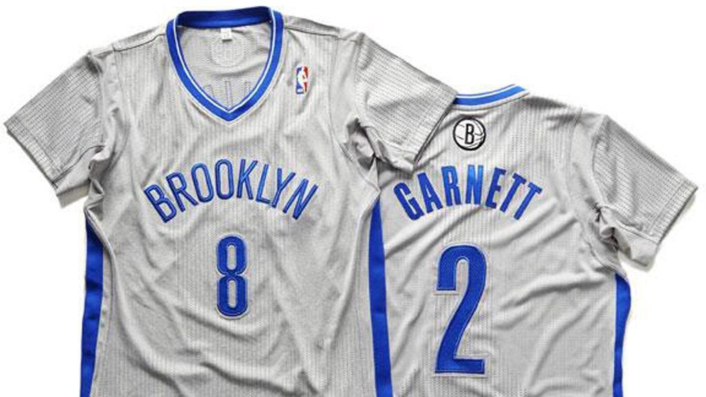 innovative design b1bbb 70ca2 Brooklyn Nets, Miami Heat unveil awesome throwback jerseys ...