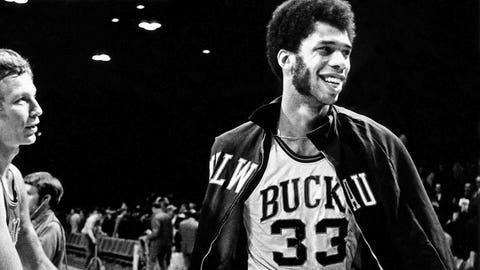 Kareem Abdul-Jabbar, Bucks, 1972-73