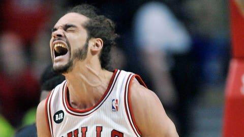 Chicago Bulls (57-25)