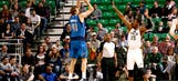Nowitzki leads Mavericks past Jazz 108-101