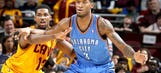 Thunder backup forward Perry Jones has arthroscopic knee surgery