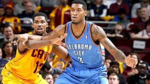 Oklahoma City Thunder: Perry Jones over Draymond Green (2012, Pick No. 28)