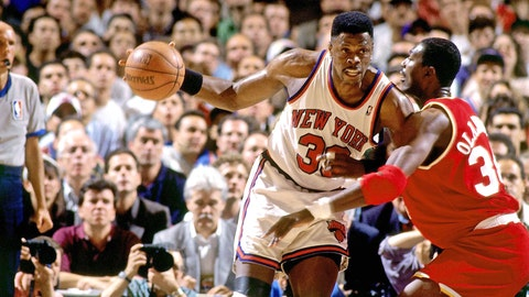 Patrick Ewing: 11-time All-Star