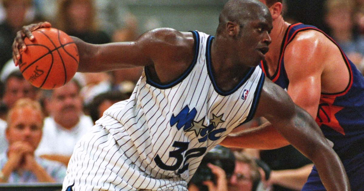 f5262004393 Shaq s five most memorable Magic games