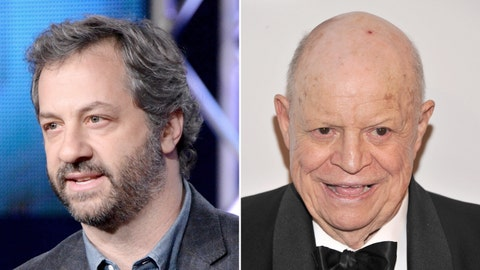 Judd Apatow and Don Rickles