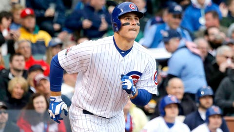 Chicago Cubs, 25-35, fifth place, 11 GB