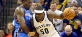 Report: Randolph, Grizzlies agree to two-year contract extension