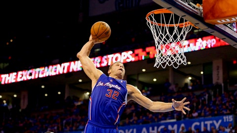 13. Blake Griffin, PF Los Angeles Clippers: $17,674,613