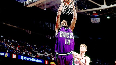 1994 No. 1 Pick: Glenn Robinson (Milwaukee Bucks)